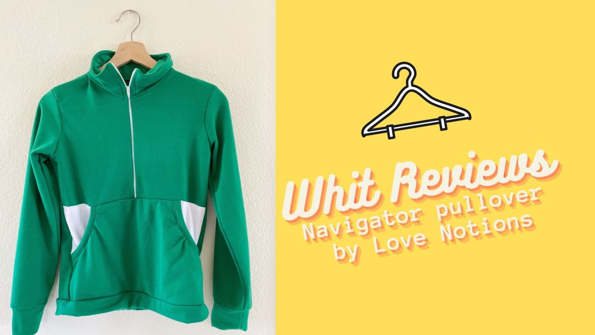 Whit Review/// The NavigatorPullover