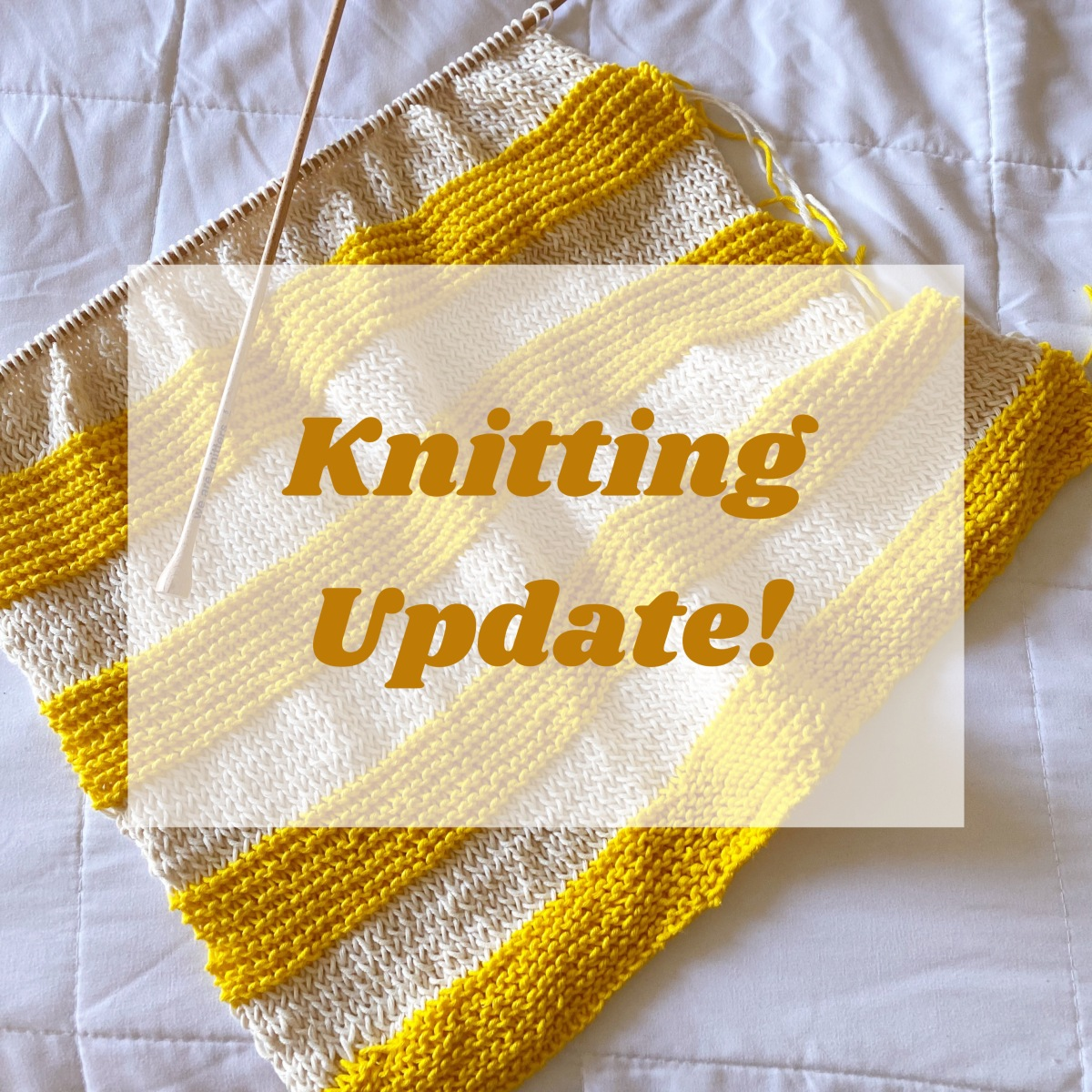 Knitting and Embroidery